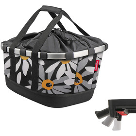 KlickFix Reisenthel GT Bike Basket with UniKlip, margarite